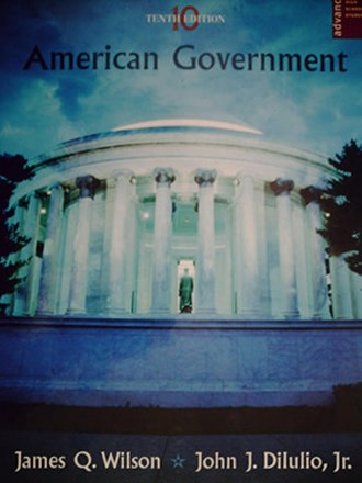 American Government (textbook) - American Government, Tenth Edition