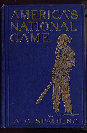 America's National Game - Image: Americasnationalgame