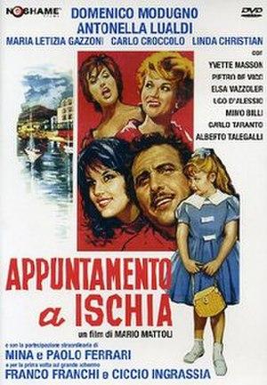 Appuntamento a Ischia - Film poster
