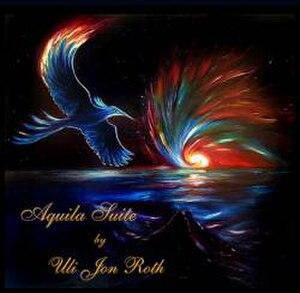 Aquila Suite – 12 Arpeggio Concert Etudes for Solo Piano - Image: Aquila Suite – 12 Arpeggio Concert Etudes for Solo Piano