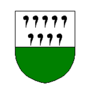 Lordship of Wickrath - The arms of the Lords of Broichhausen who ruled Wickrath until 1488.
