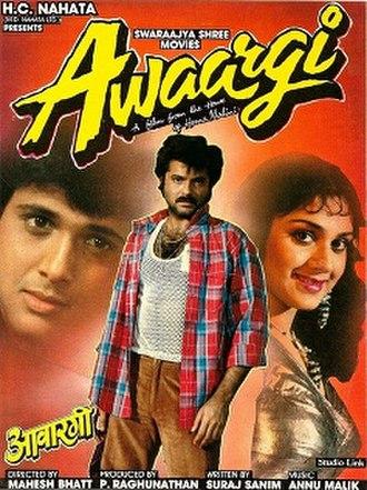 Awaargi - Promotional Poster