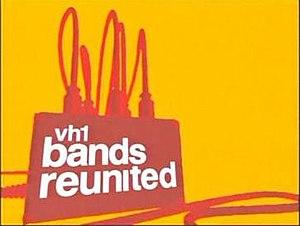 Bands Reunited - Image: Banksreunitedlogo