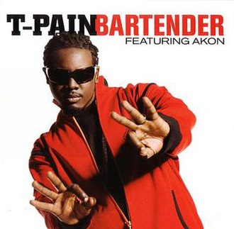 Bartender (T-Pain song) - Image: Bartender (T Pain song)