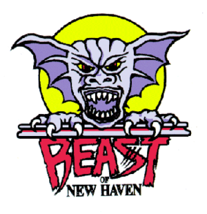 Beast of New Haven - Image: Beast of new haven logo