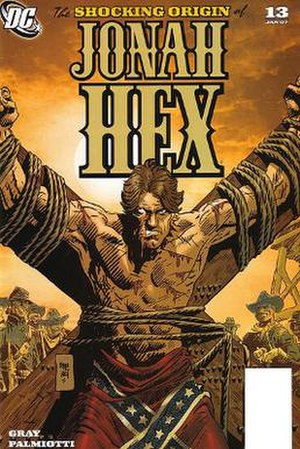 Jordi Bernet - Bernet's  work for the US market included illustrating an origin story of Jonah Hex.