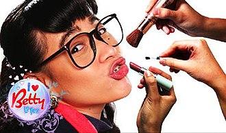 I Love Betty La Fea - Image: Bettyposter