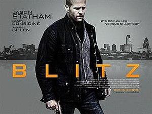 Blitz (film) - Theatrical release poster