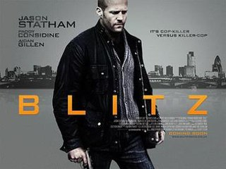 <i>Blitz</i> (film) 2011 British action thriller film