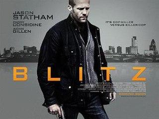 <i>Blitz</i> (film) 2011 British crime thriller film directed by Elliott Lester