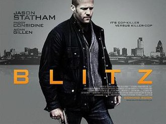 Blitz (film) - Theatrical release poster