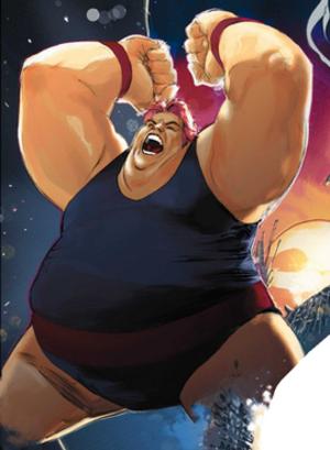 Blob (comics) - Image: Blobm