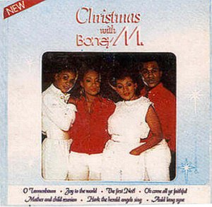 Christmas with Boney M. - Image: Boney M. Christmas With Boney M
