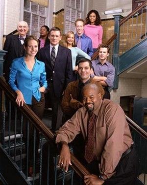Boston Public - The first season cast of Boston Public