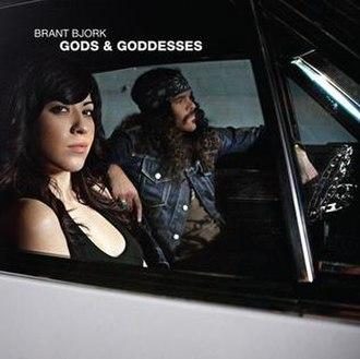 Gods & Goddesses - Image: Brantbjorkcover