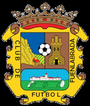 CF Fuenlabrada - Image: CF Fuenlabrada