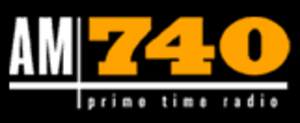 CFZM - Image: CHWO AM 740 radio logo