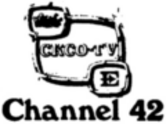 CKCO-DT - CKCO-TV logo in 1977, indicating the Sarnia channel 42 transmitter