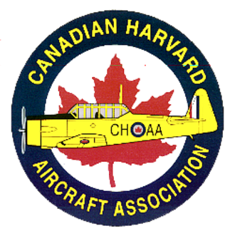 Canadian Harvard Aircraft Association - Image: Canadian Harvard Aircraft Association Logo