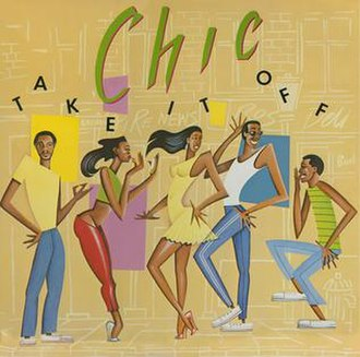 Take It Off (album) - Image: Chic Take It Off