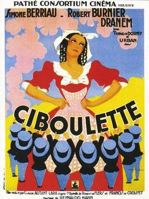 Ciboulette (film) - Image: Ciboulette (film)