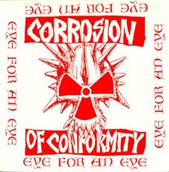 Eye for an Eye (Corrosion of Conformity album) - Image: Coc eyeforaneye