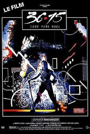 3615 code Père Noël - Film poster
