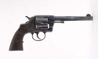 Colt M1892 - Image: Colt Model 1892 Revolver