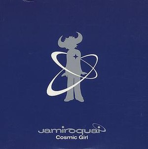 Cosmic Girl (song) - Image: Cosmic Girl UK