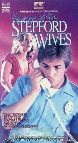 Revenge of the Stepford Wives - VHS cover
