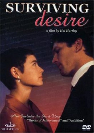 Surviving Desire - DVD cover