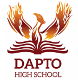Dapto High School - Image: Dapto High School Logo small