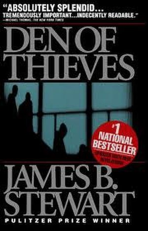 Den of Thieves (Stewart book) - Softcover edition
