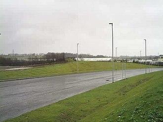 A515 road (Northern Ireland) - Image: Derry, Skeoge Link