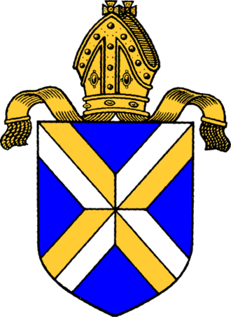 Diocese of Bath and Wells - Image: Dio Bath Wells arms