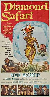 <i>Diamond Safari</i> (1958 film) 1958 film by Gerald Mayer