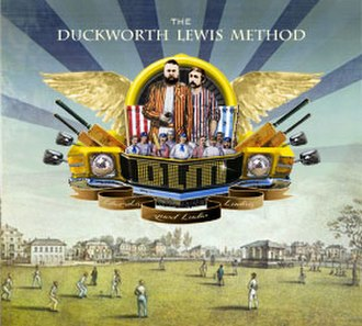 The Duckworth Lewis Method - The cover of The Duckworth Lewis Method album