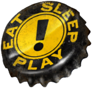 Eat Sleep Play - Image: Eat Sleep Play Logo