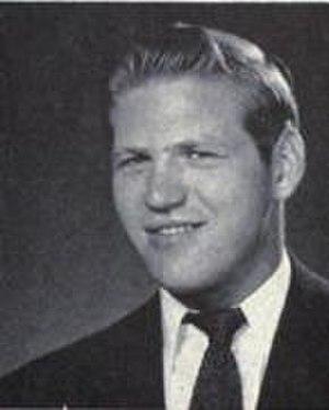 Ed Modzelewski - Modzelewski as a senior at Maryland