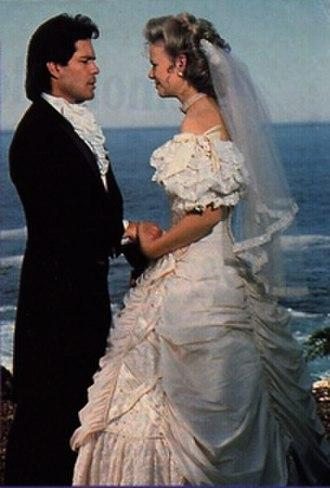Eden Capwell and Cruz Castillo - The wedding