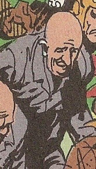 Egghead (DC Comics) - Egghead, as he appears in the comic books