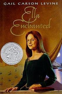 <i>Ella Enchanted</i> book by Gail Carson Levine