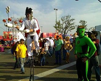 Borderfest - Image: Elvis at Borderfest
