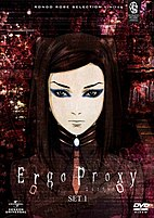 Picture of a TV show: Ergo Proxy
