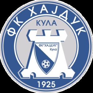 FK Hajduk Kula - Image: FK Hajduk Kula logo