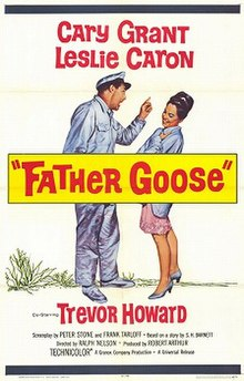 Father Goose film poster.jpg