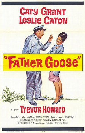 Father Goose (film) - Image: Father Goose film poster