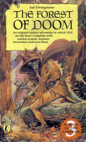 The Forest of Doom - Cover of the first edition