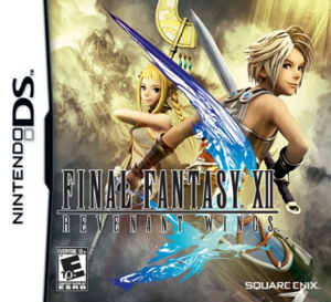 Final Fantasy XII: Revenant Wings - Image: Final Fantasy XII Revenant Wings Coverart