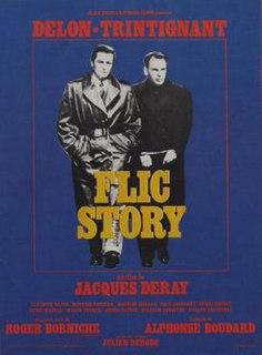 <i>Flic Story</i> 1975 French film